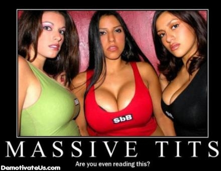 massive-tits-demotivational-poster